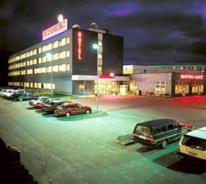 boka hotell i Örnsköldsvik